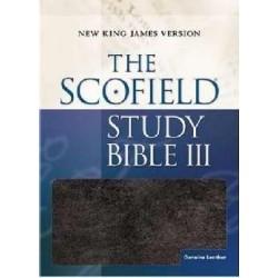 Njkv Scofield Study Bible...