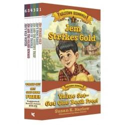 Goldtown Beginnings 6-Book...