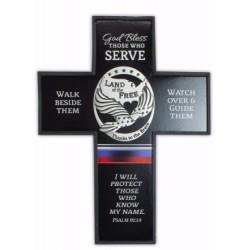 Cross-Bless Those Who Serve...