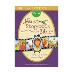 DVD-Jesus Storybook Bible...