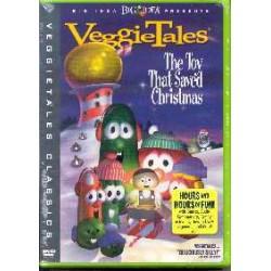 DVD-Veggie Tales: Toy That...
