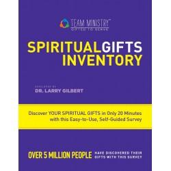 Team Ministry Spiritual...