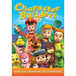 DVD-Character Builders (New...