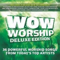Audio CD-Wow Worship Lime...