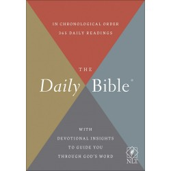NLT Daily Bible-Softcover