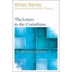 Letters To The Corinthians...