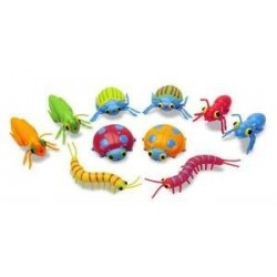 Toy-Bag Of Bugs (10 Pieces)...
