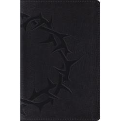 ESV Compact Bible-Charcoal...