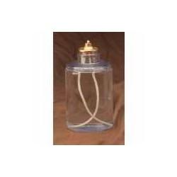 """Candle-Emitte Liquid 3 1/4""""..."""
