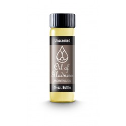 Anointing Oil-Unscented-1/2oz
