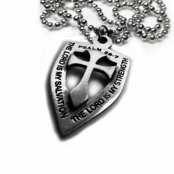 Necklace-Salvation Shield