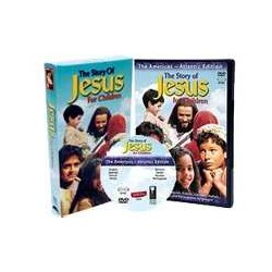 DVD-Story Of Jesus For...