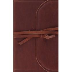 ESV Thinline Bible-Brown...