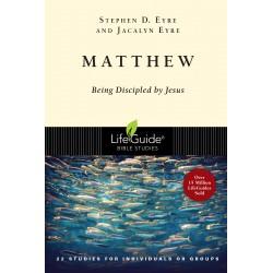 Matthew (LifeGuide Bible...