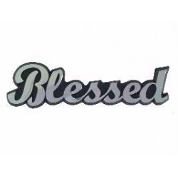 Auto Decal-3D Blessed...