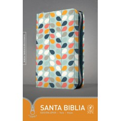Span-NTV Holy Bible  Zipper...