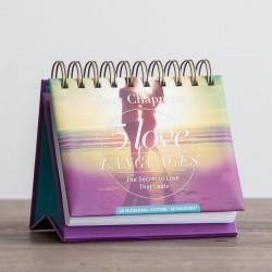 Calendar-5 Love Languages...
