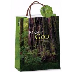 Gift Bag-Man Of God (7 x 9...