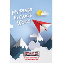 My Place In God's World:...