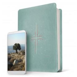 NLT Filament Bible-Teal...