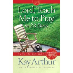 Lord  Teach Me To Pray In...