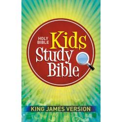KJV Kids Study Bible-Hardcover