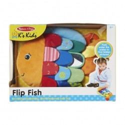 Toy-Flip Fish Baby Toy (All...