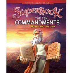 The Ten Commandments: Moses...