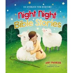 Night Night Bible Stories:...