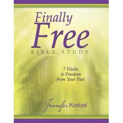 Finally Free Bible Study