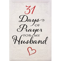 31 Days Of Prayer For My...