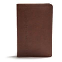 CSB Restoration Bible-Brown...