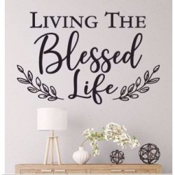 Wall Art Decal-Living The...