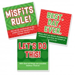 Notepad Set-Miracle Of The...
