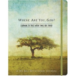Where Are You  God? Journal