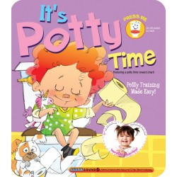 Its Potty Time For Girls...