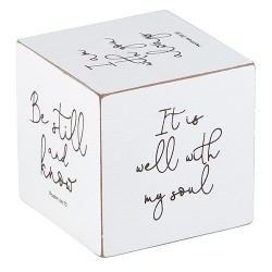 Quote Cube-Inspirational...