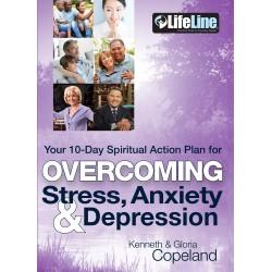 Overcoming Stress  Anxiety...