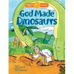 God Made Dinosaurs (Happy...