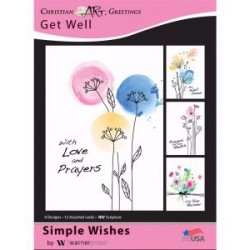 Card-Boxed-Simple Wishes...
