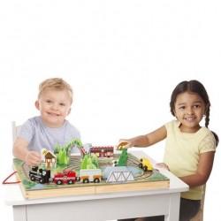 Toy-Take-Along Railroad (17...