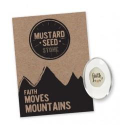Stone-Mustard Seed/Faith...
