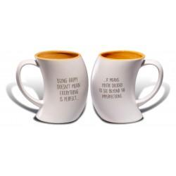 Mug-Being Happy (14 Oz)