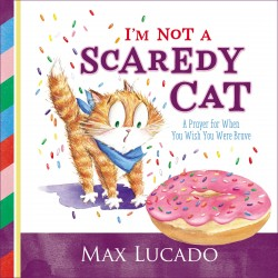 I'm Not A Scaredy-Cat-Board...