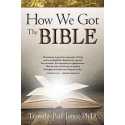 How We Got The Bible Handbook