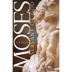 Moses Servant Of God