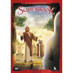DVD-Lazarus (SuperBook)