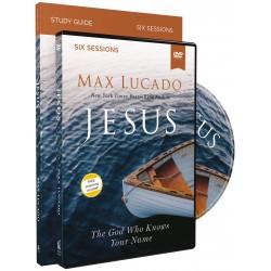 Jesus Study Guide w/DVD...