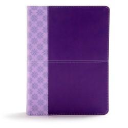 CSB Study Bible-Purple...
