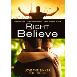 DVD-Right To Believe
